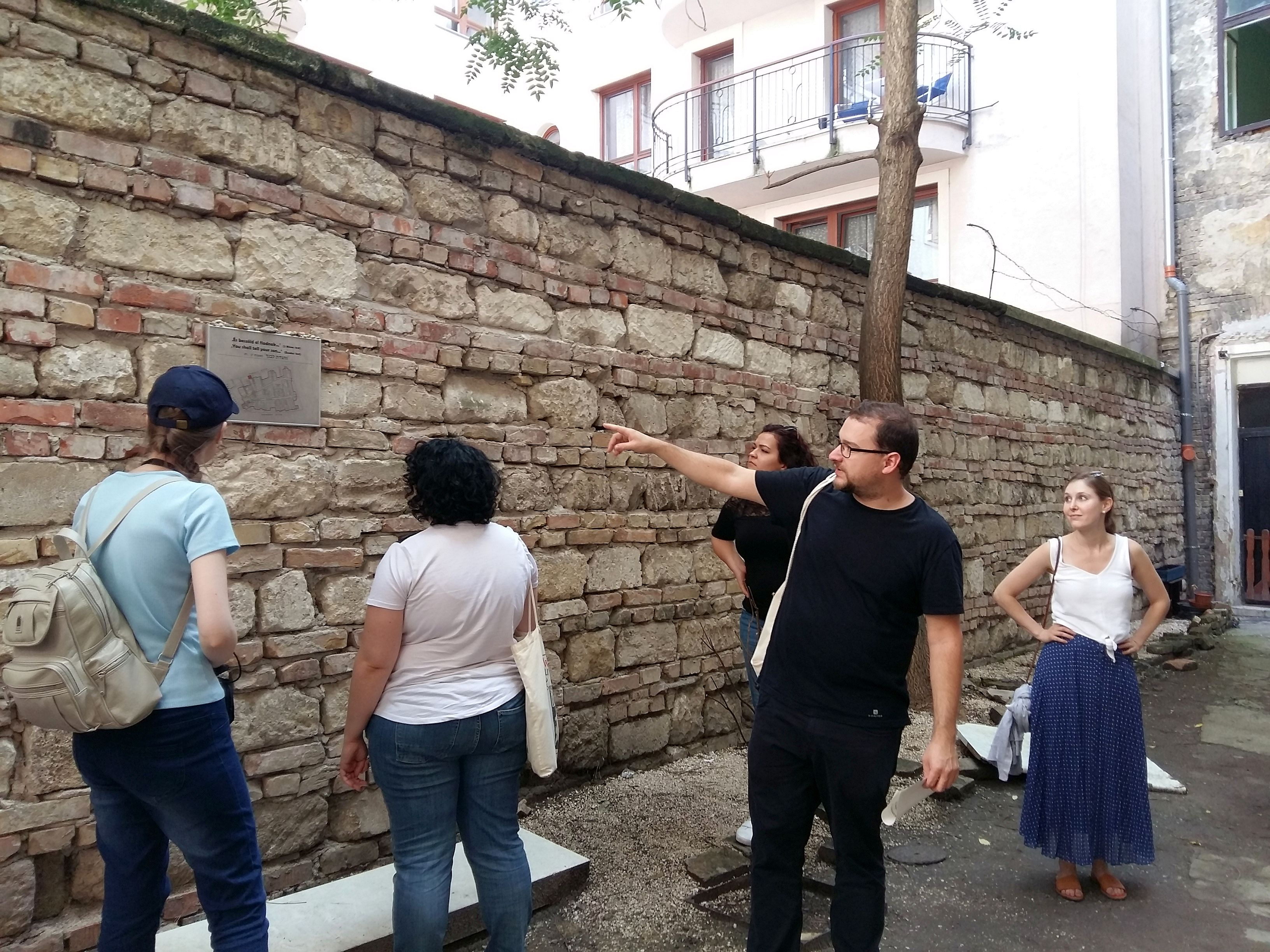 Guided Tour of the VII District in Budapest