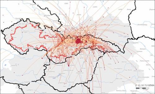 Blog spatial queries