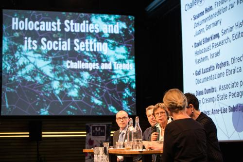 Conference Holocaust Studies in its Social Setting