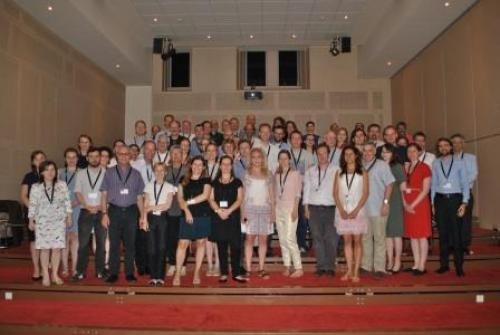 Group photo EHRI June 2016