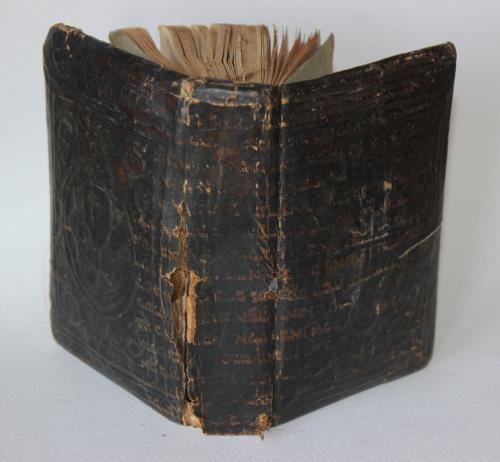 Polish Prayer Book with Torah Cover
