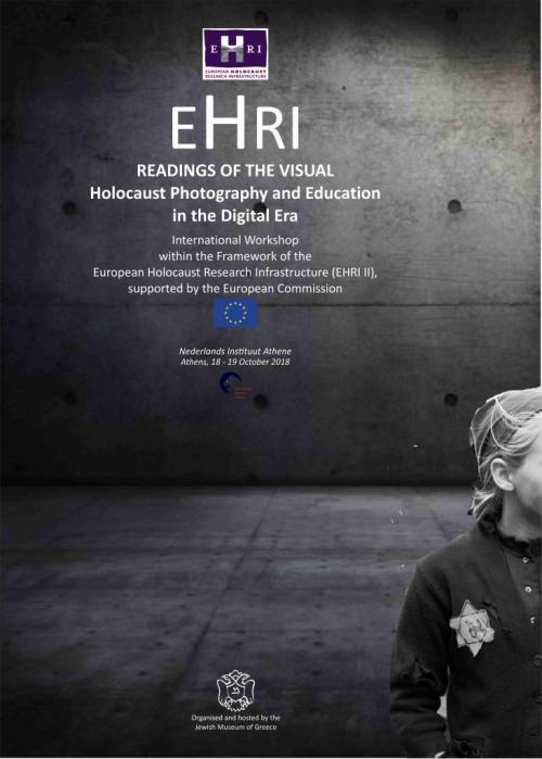 EHRI Seminar Greece Readings of the Visual