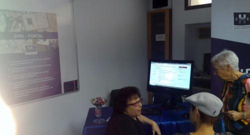 EHRI Portal