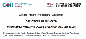 CFP Knowledge on the Move