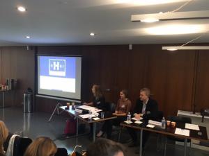 International Memorial's Database Conference