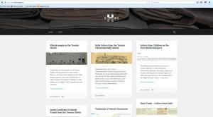 EHRI Document blog, Holocaust research in the Digital Age