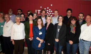 EHRI Workshop at ITS