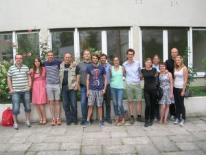 Participants EHRI Summer School Munich