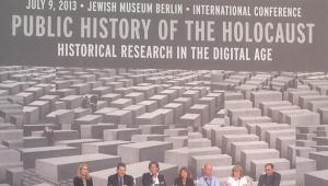 Panel Discussion Conference Public History of the Holocaust