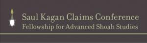 Saul Kagan Claims Conference Fellowship