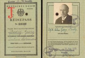 Max Bredig Passport