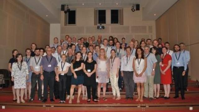 Group photo EHRI June 2016