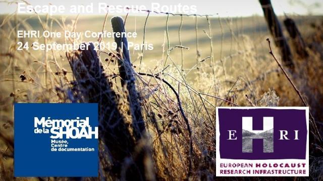 EHRI Conference Paris